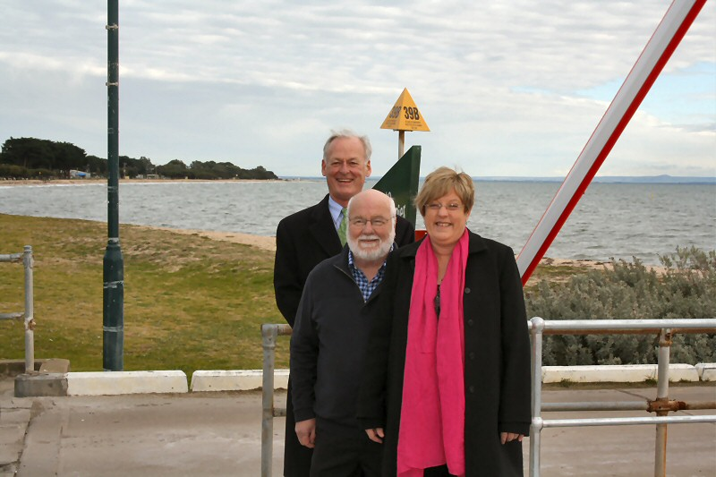 Portarlington Pier Stage One OPEN!